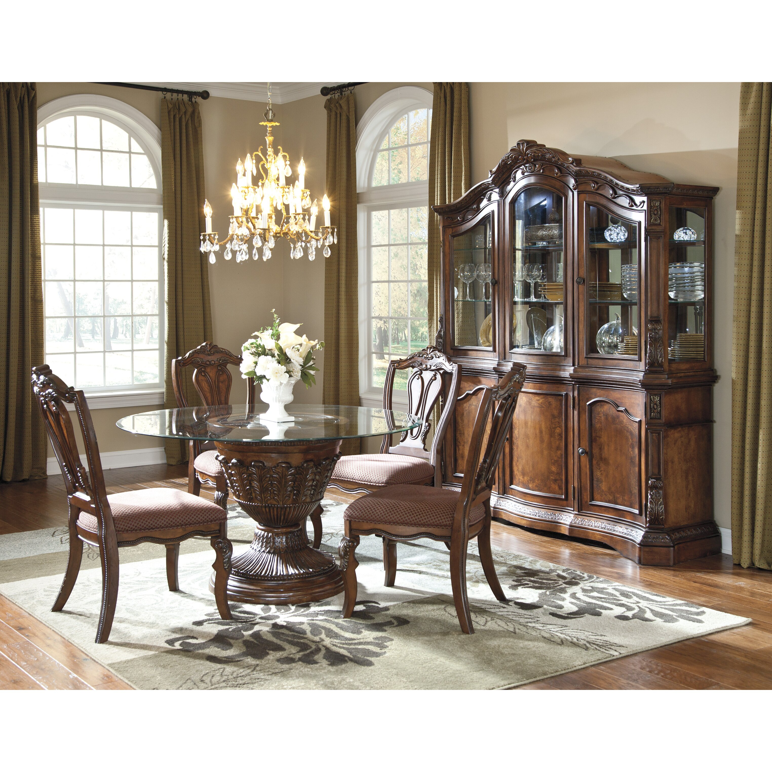 Ashley S Nest Decorating A Dining Room: Signature Design By Ashley Ledelle Dining Room Buffet