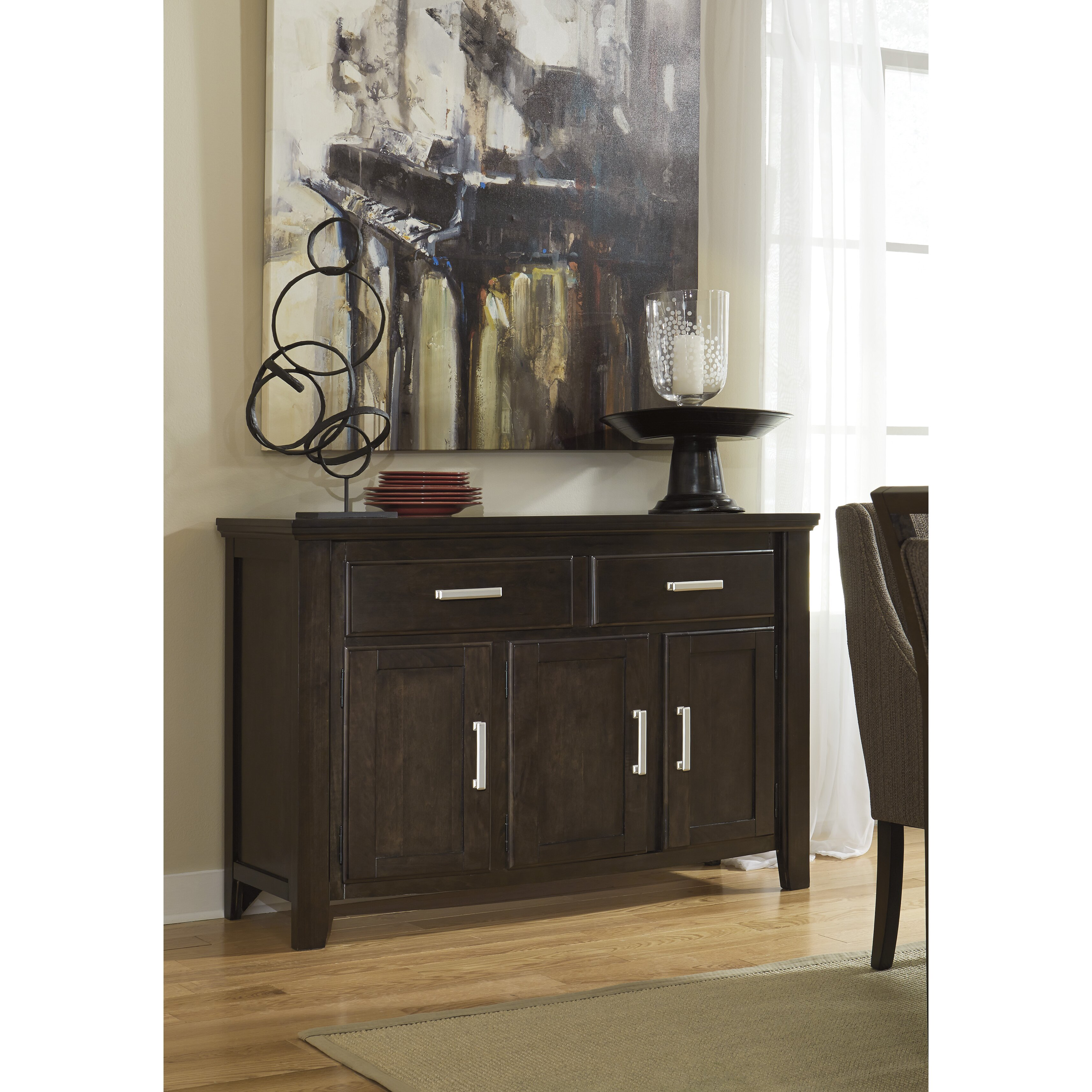 Signature Design By Ashley Lanquist Dining Room Sideboard