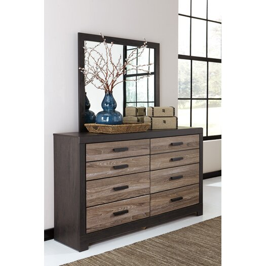 Ashley Furniture Bryant Ar Collection Collection Ashley: Signature Design By Ashley Harlinton 6 Drawer Dresser