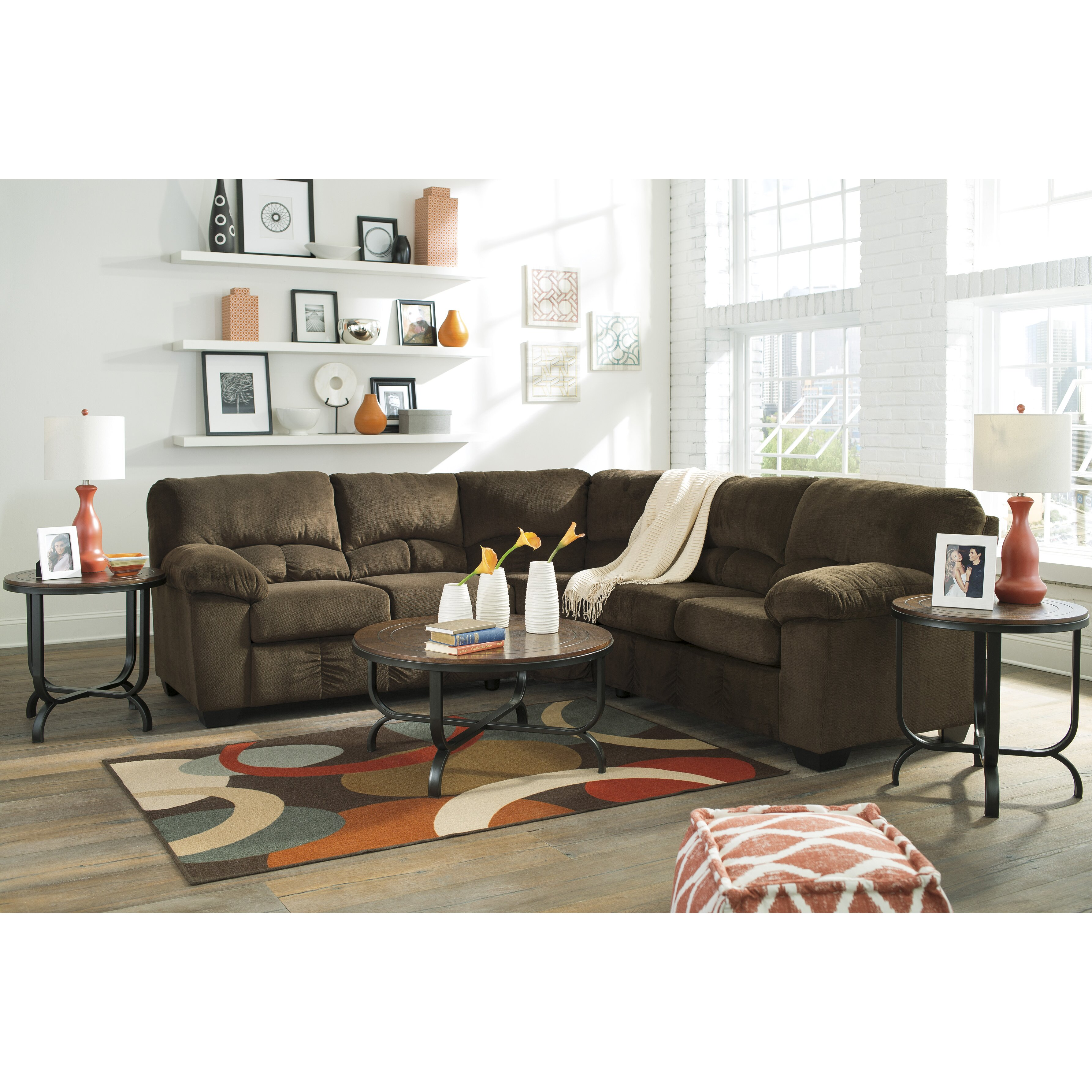 Signature Design By Ashley Dailey Sectional & Reviews