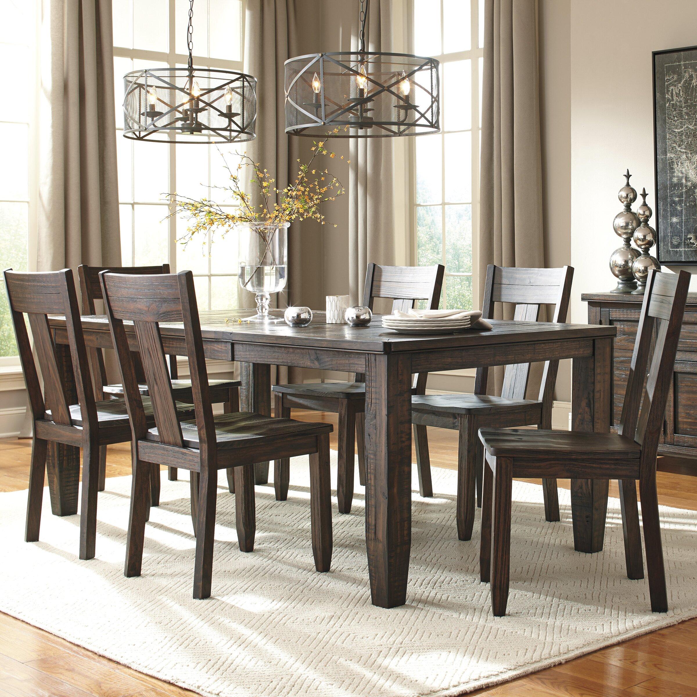 signature designashley 7 piece dining set  reviews
