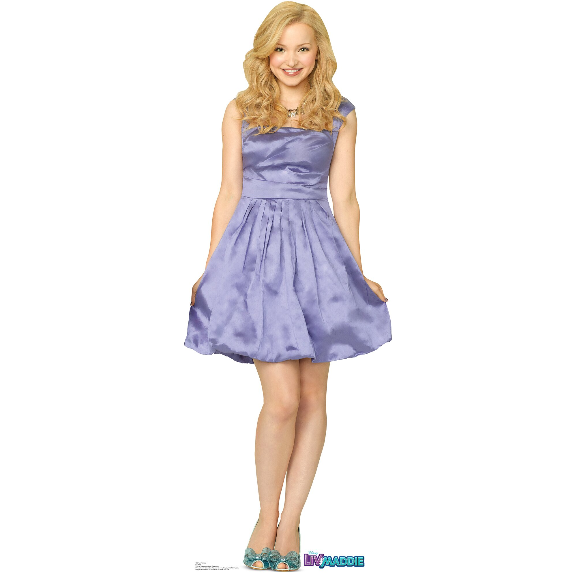 Disney S Liv And Maddie S Liv Rooney Cardboard Standup