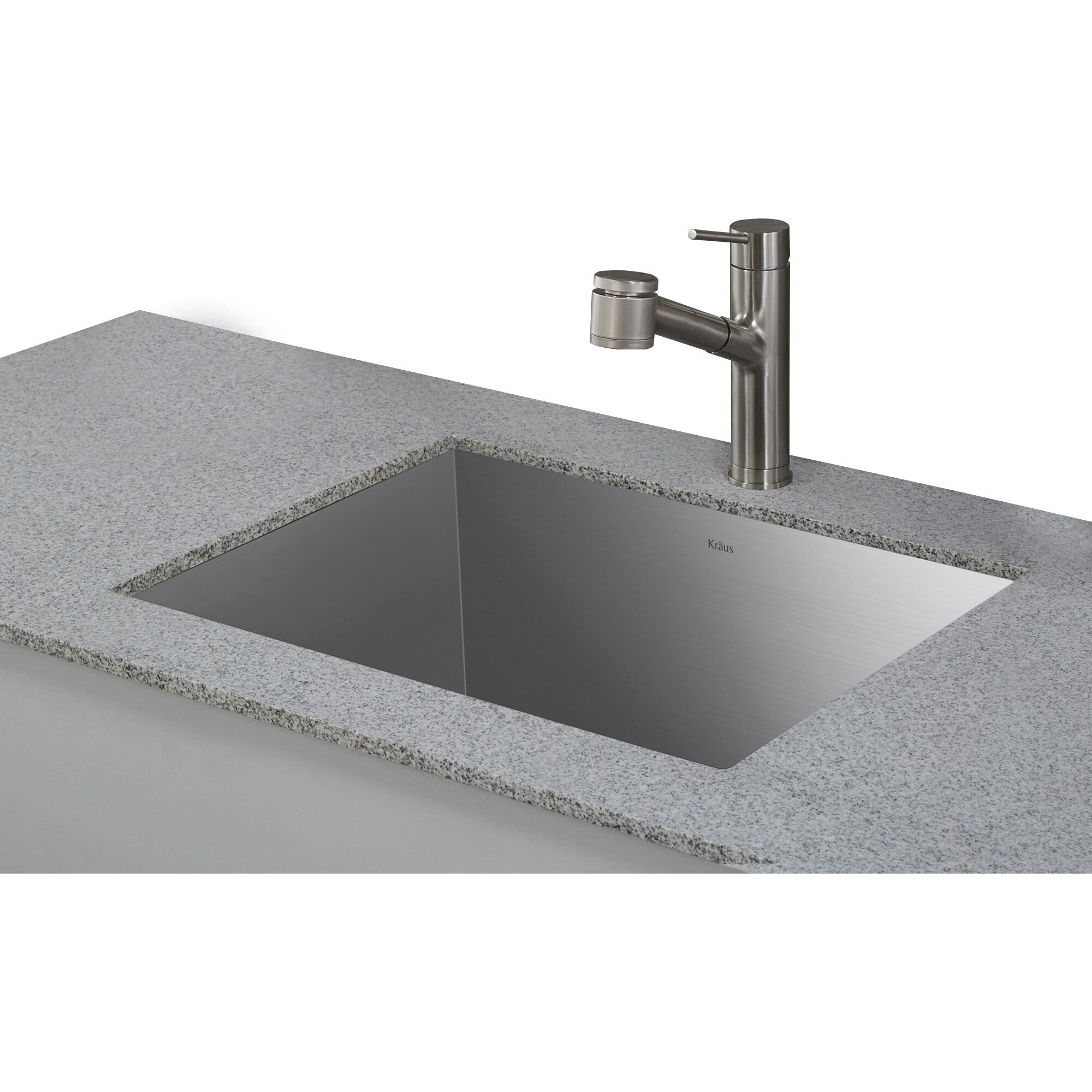 ... Undermount Single Bowl Stainless Steel Laundry and Utility Sink by