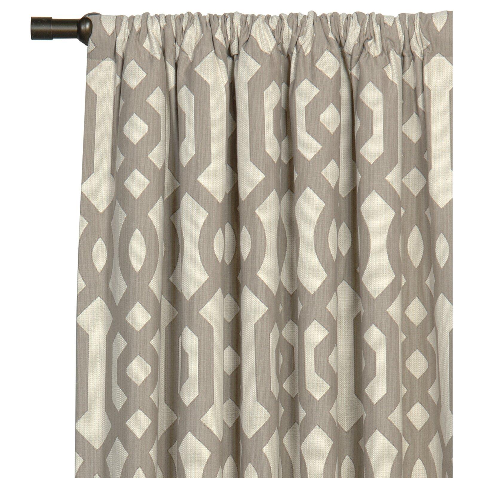 Back tab curtains on traverse rod - Amazoncom Best Home Fashion Thermal Insulated Blackout Curtains Back Tab Rod Pocket Black X No Tie Backs Set Of 2 Panels Home U0026amp