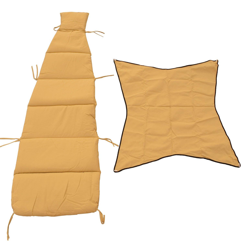 Algoma net company cloud 9 chaise lounge cushion reviews for Chaise lounge company