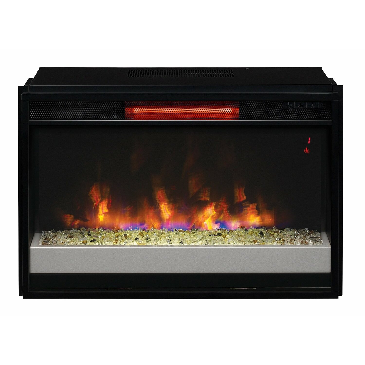 classic flame 26 infrared fireplace insert reviews