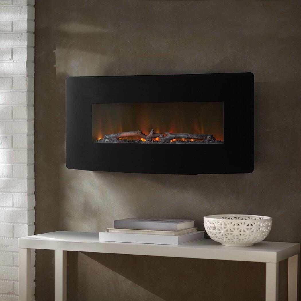 Muskoka Electric Fireplace Heater Reviews Wayfair