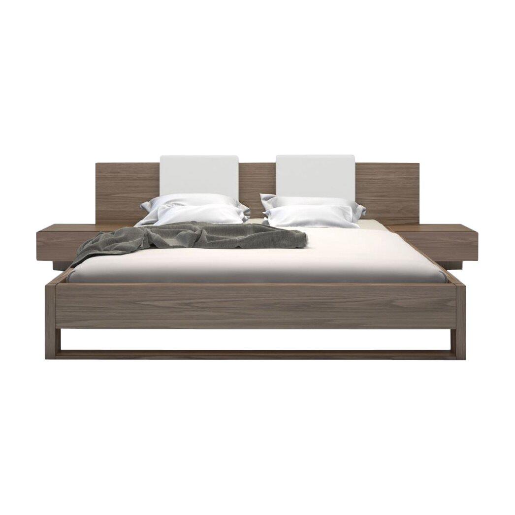 Monroe Upholstered Platform Bed