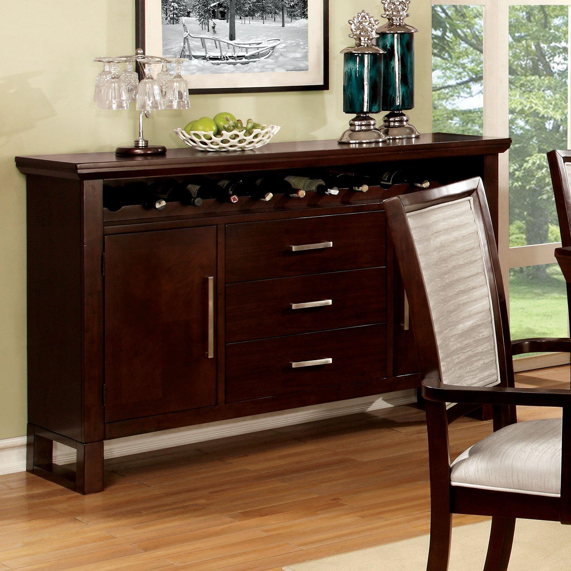 Dining Room Buffet: Hokku Designs Bisset Dining Buffet Server & Reviews
