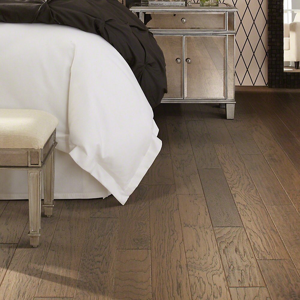 "Arbor Place 5"" Engineered Hickory Hardwood Flooring In"