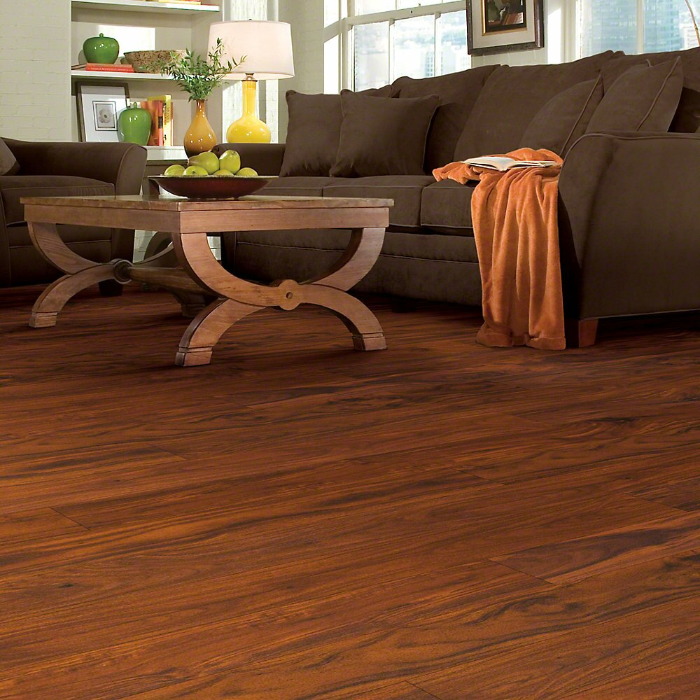 "Shaw Plank Flooring: Northampton 6"" X 48"" X 4mm Luxury Vinyl Plank In Alston"