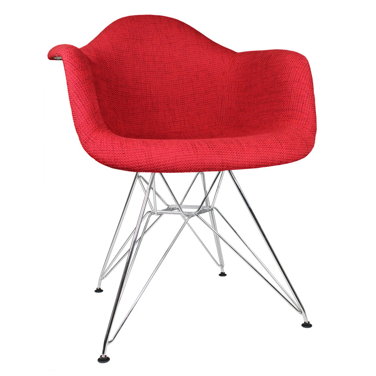eModern Decor Mid Century Modern Arm Chair & Reviews