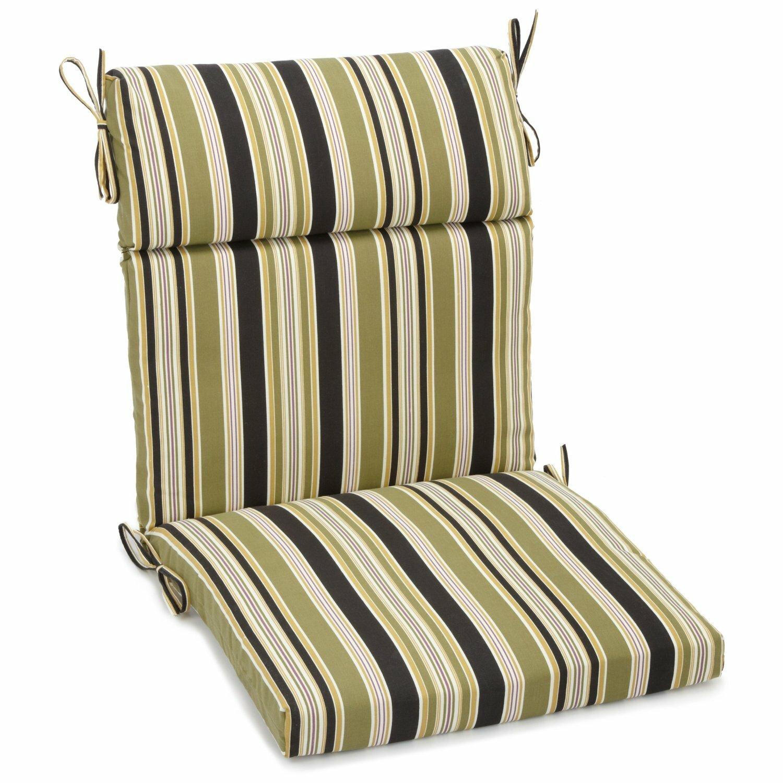 Blazing Needles Outdoor Adirondack Chair Cushion & Reviews