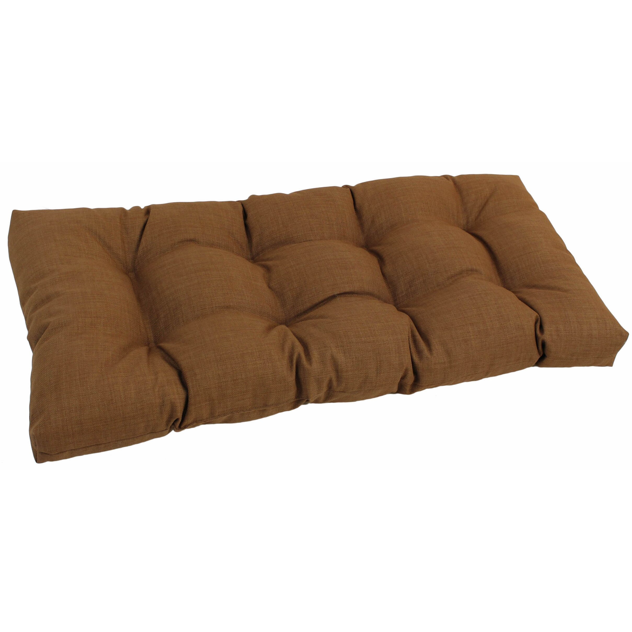 Blazing Needles Outdoor Loveseat Cushion & Reviews