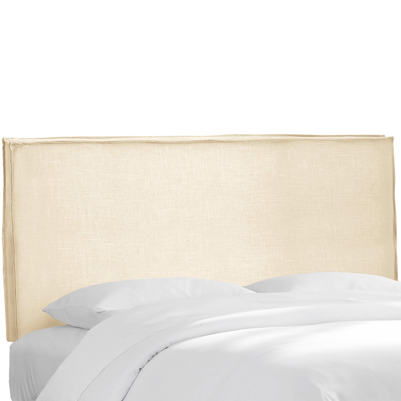 Wayfair custom upholstery courtney upholstered headboard reviews wayfair - Custom headboard ...