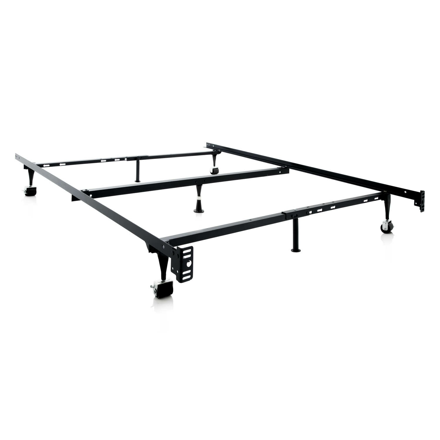 metal adjustable queen full full xl twin twin xl super stron