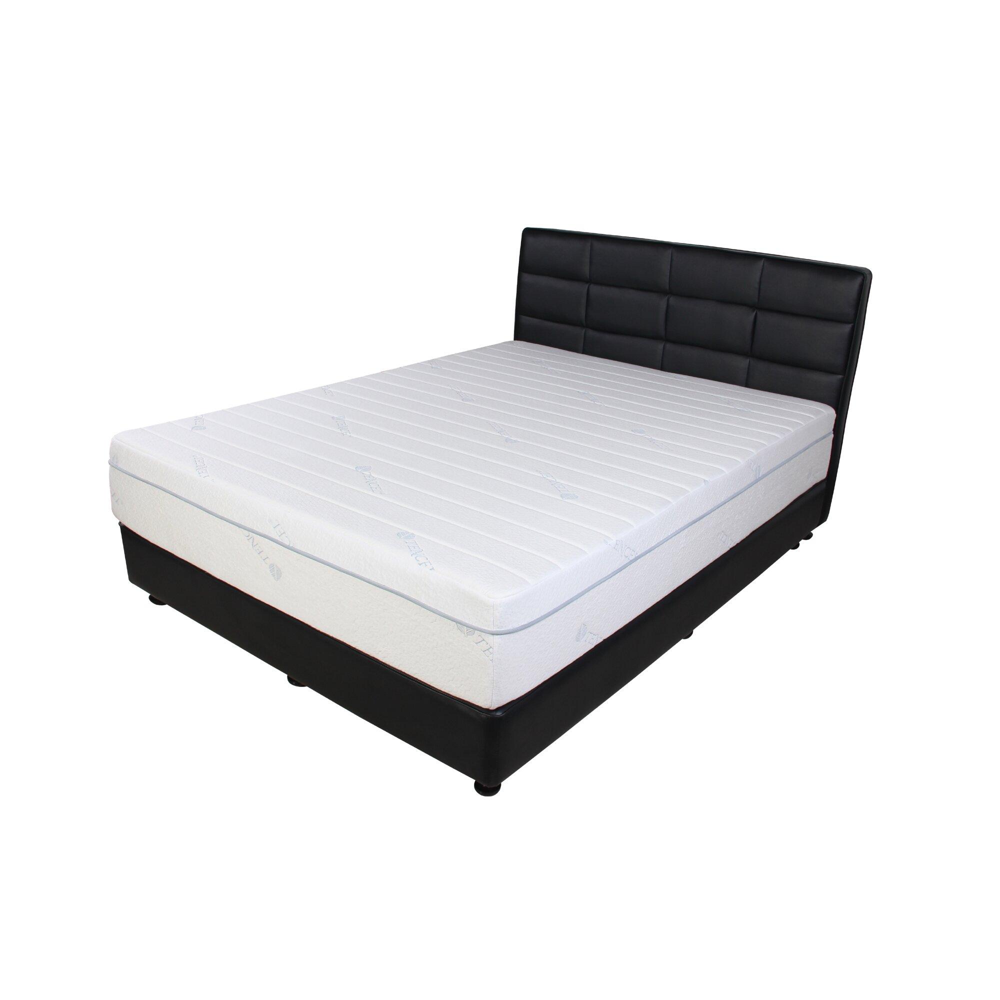 "Designed to Sleep 11"" Gel Memory Foam Mattress & Reviews"