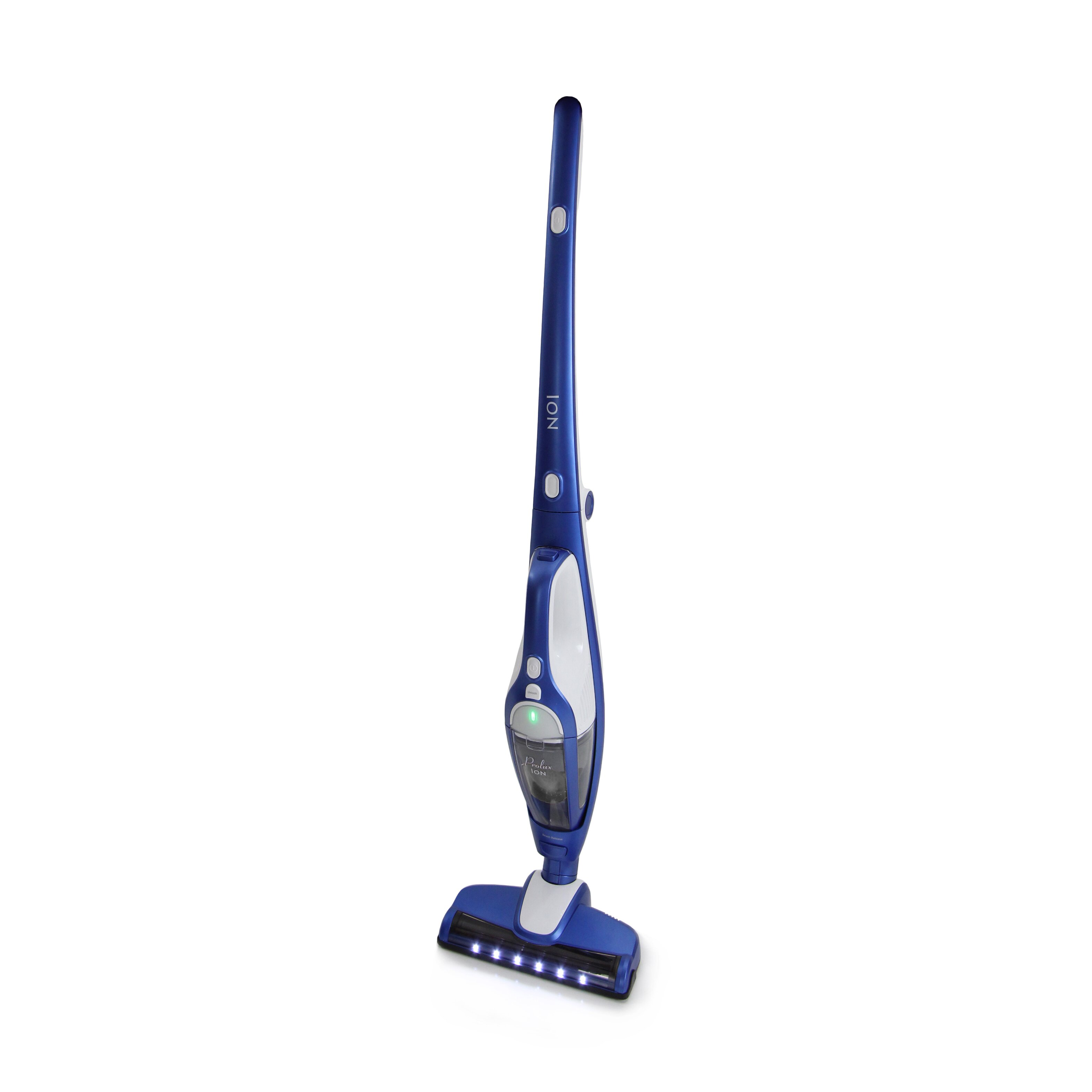 ... Ion Battery Powered Bagless Cordless Stick Vacuum & Reviews | Wayfair