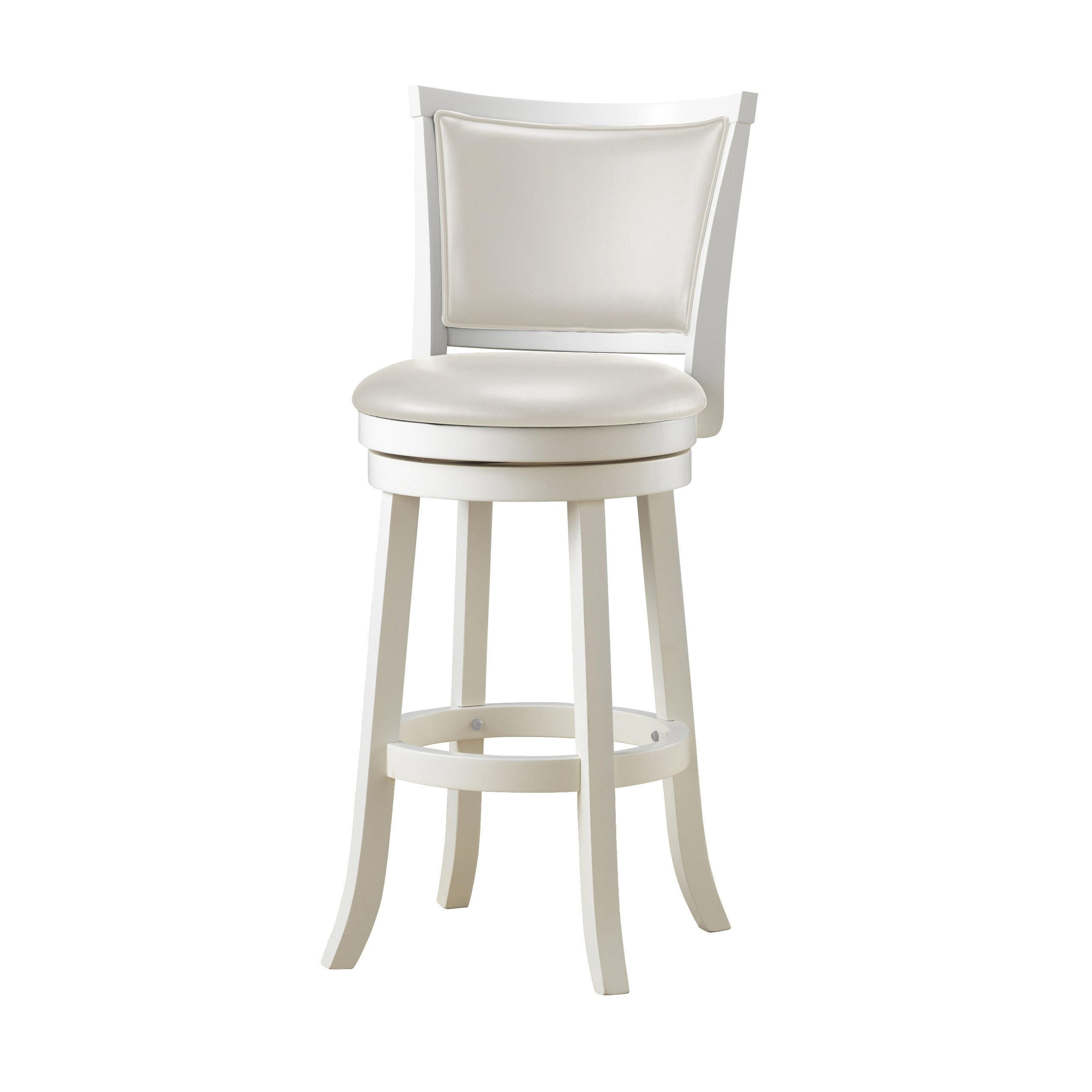 Amazing photo of  Woodgrove 29 Swivel Bar Stool with Cushion & Reviews Wayfair with #41372B color and 2550x2550 pixels