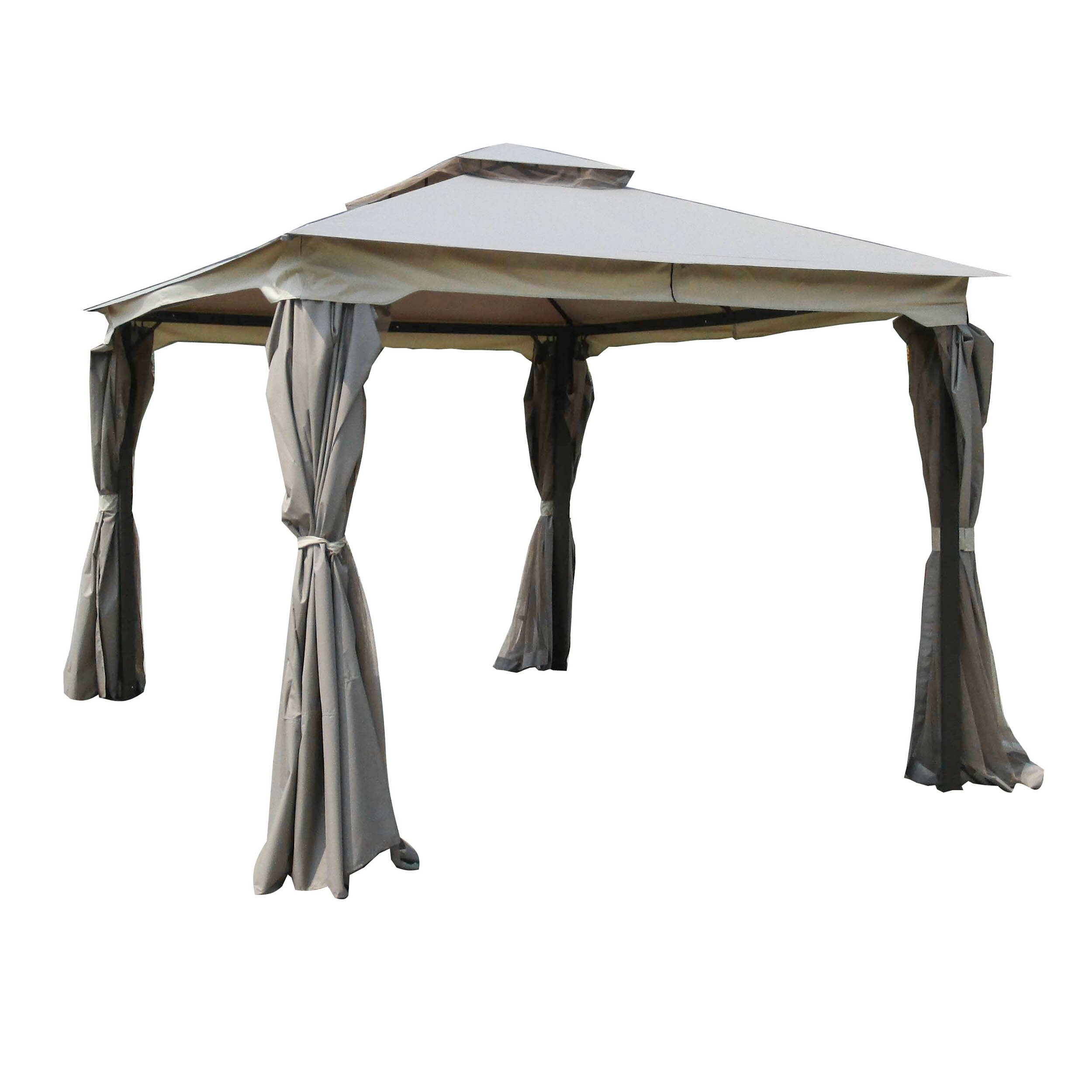 Home Loft Concepts Aguilar 10 Ft W X 12 Ft D Gazebo