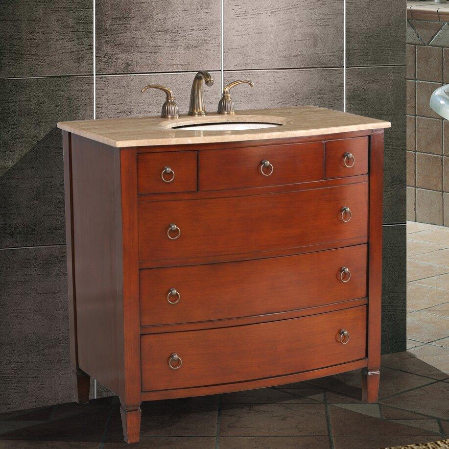 "Home Loft Concepts 36"" Single Bathroom Vanity Set"