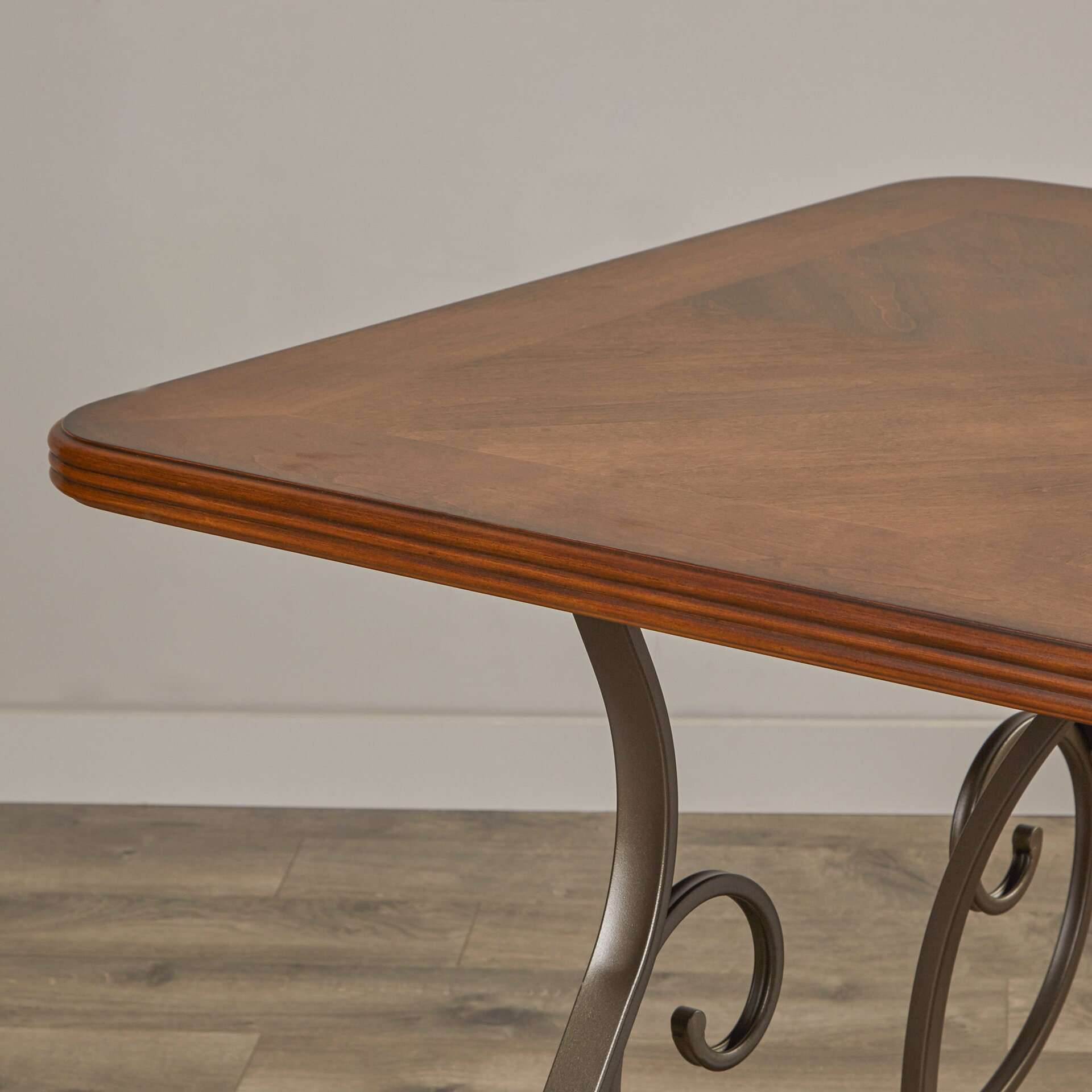 Andover Mills Rollins Extendable Dining Table Reviews: Andover Mills Gramann Dining Table & Reviews