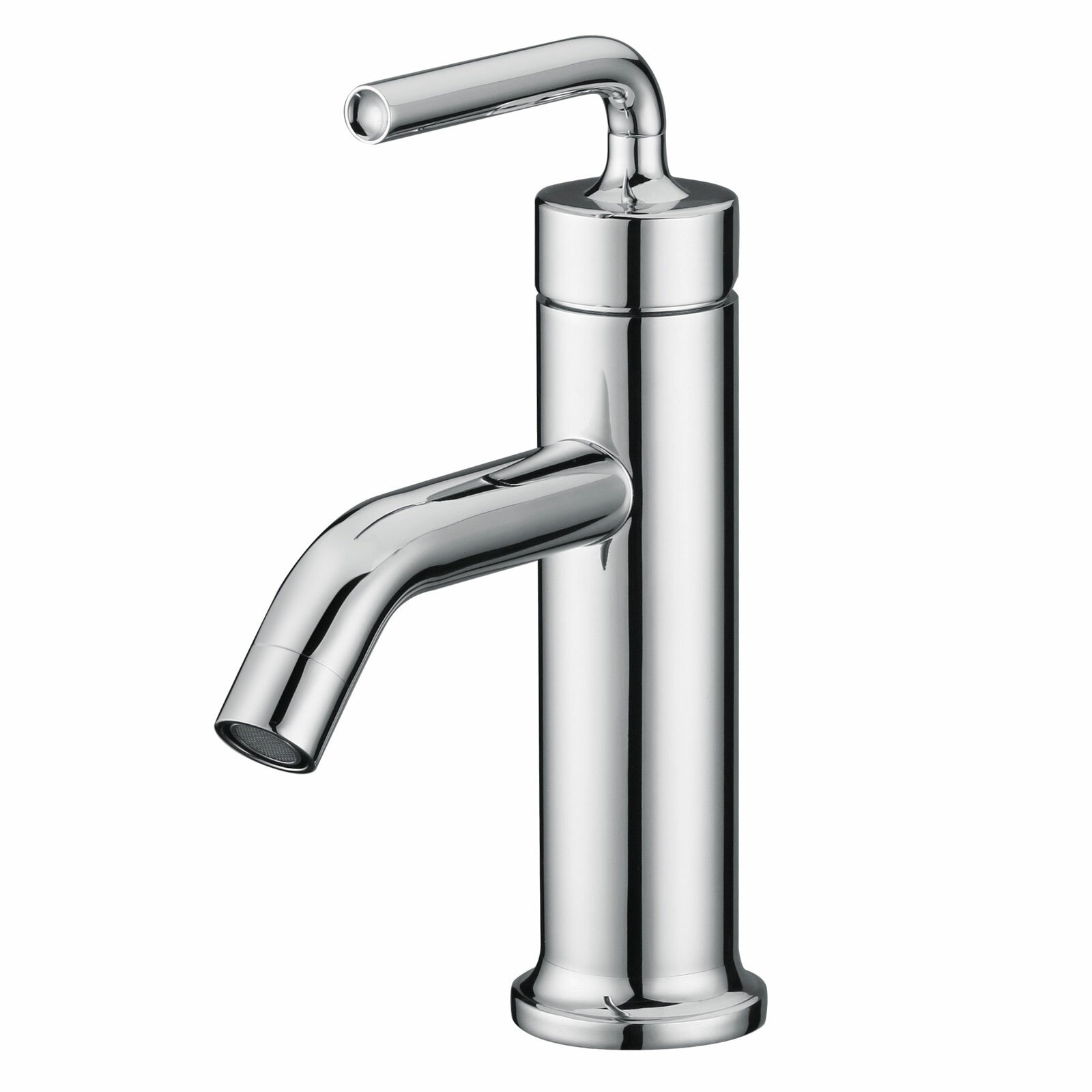 Bathtub Single Handle Faucet : Elite Single Handle Bathroom Faucet & Reviews Wayfair