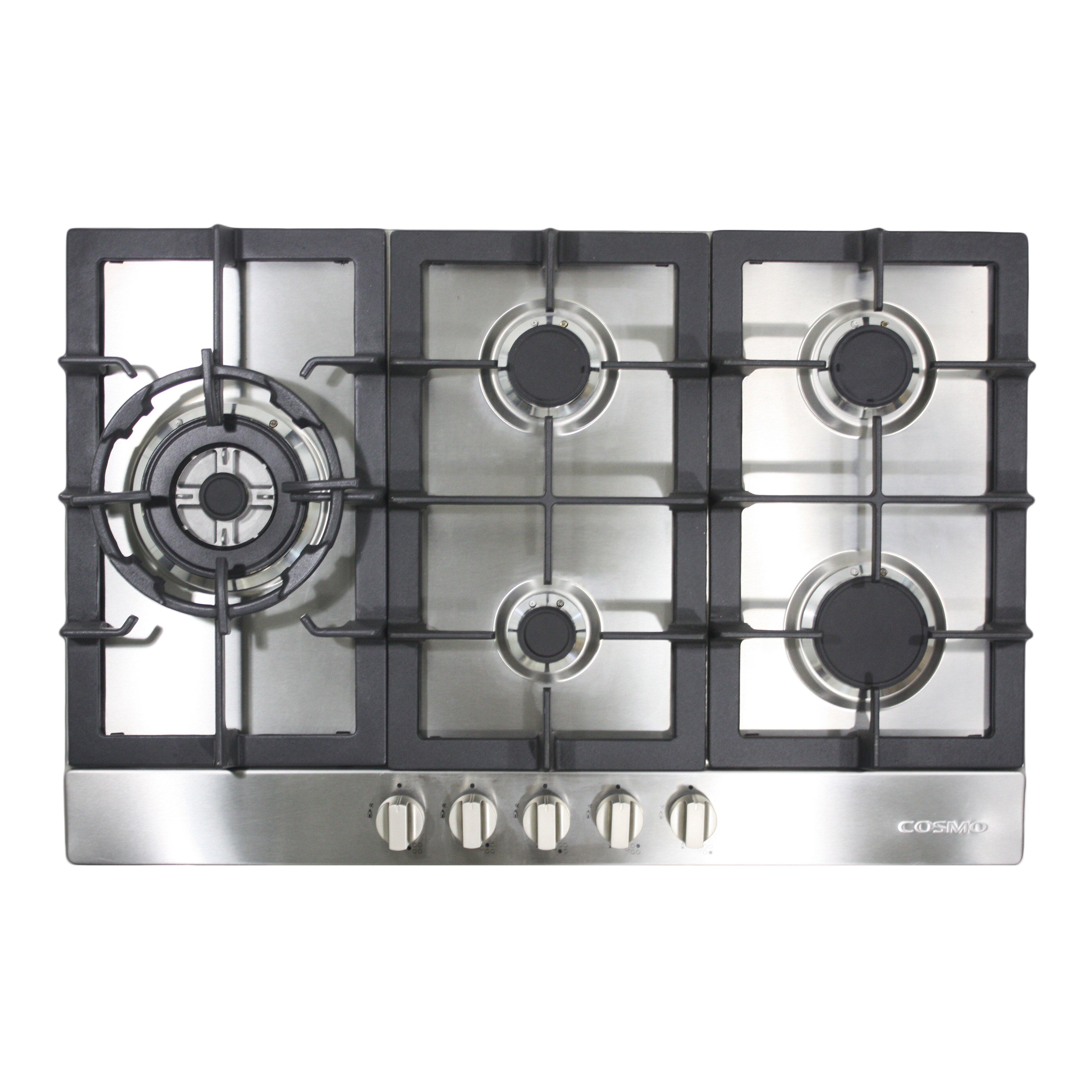 Cosmo Appliances Gas Cooktop