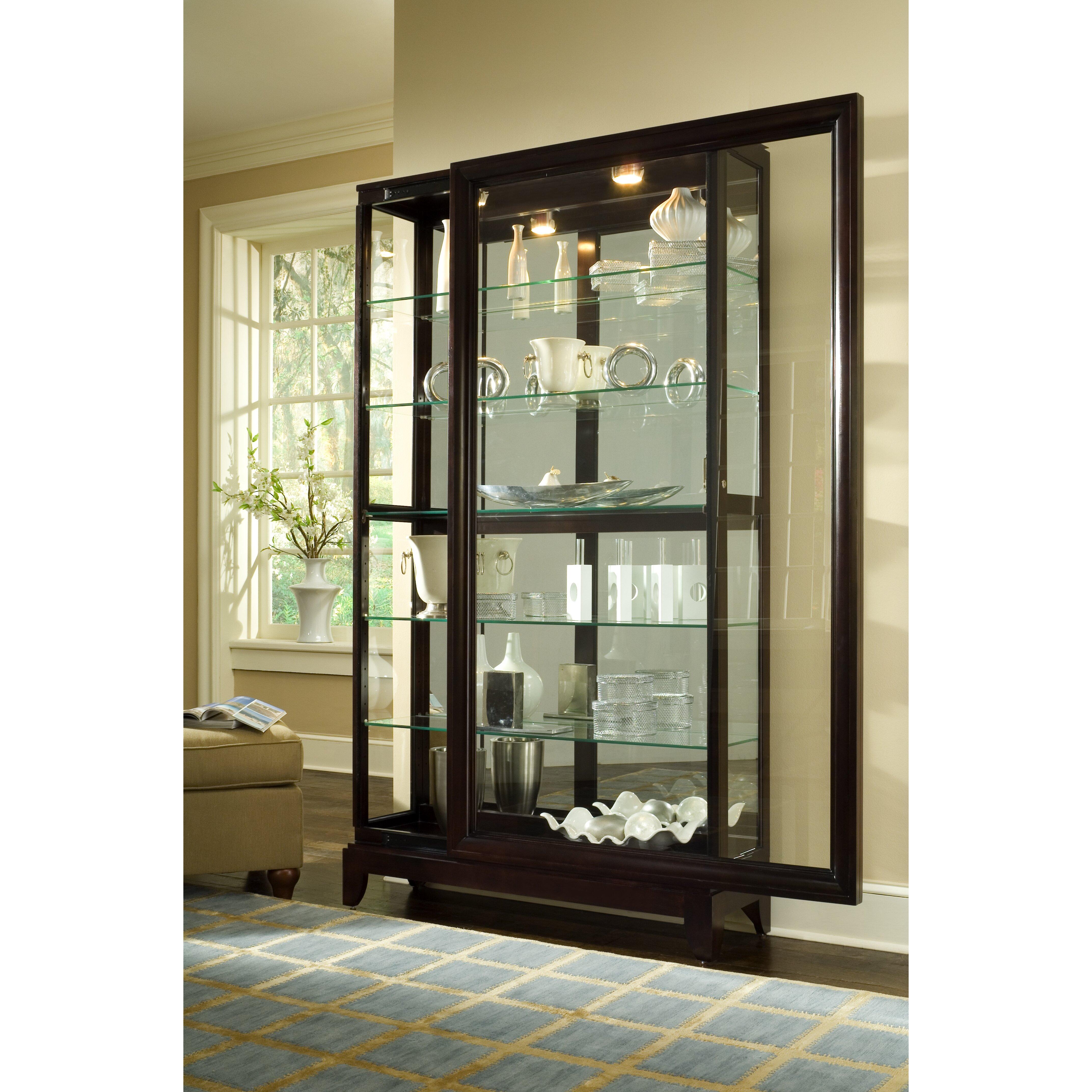 ... Pulaski Curio Cabinet 20661 By Pulaski Keepsakes Curio Cabinet Amp  Reviews Wayfair ...