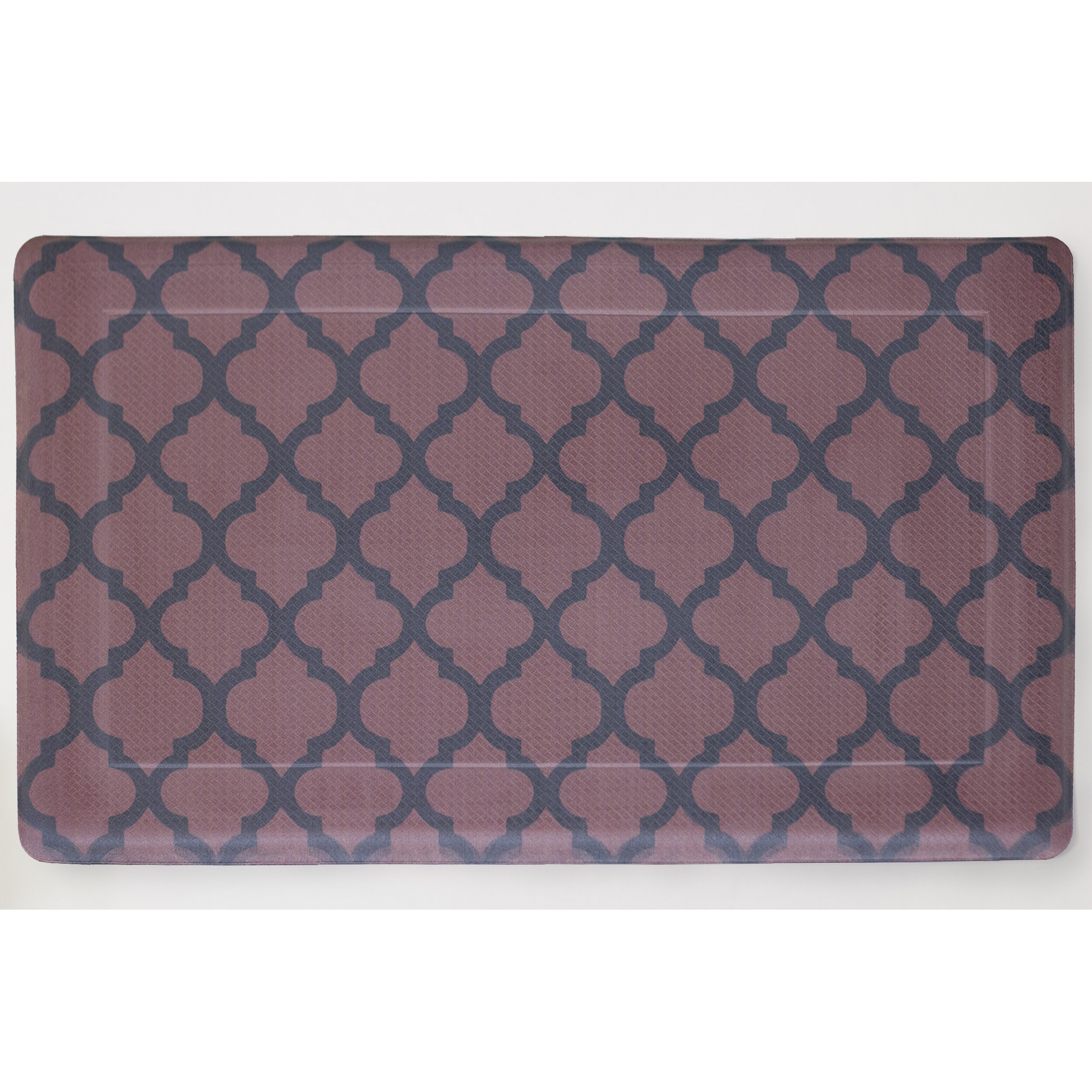 Chef Gear Comfort Quatrefoil Anti Fatigue Chef Mat