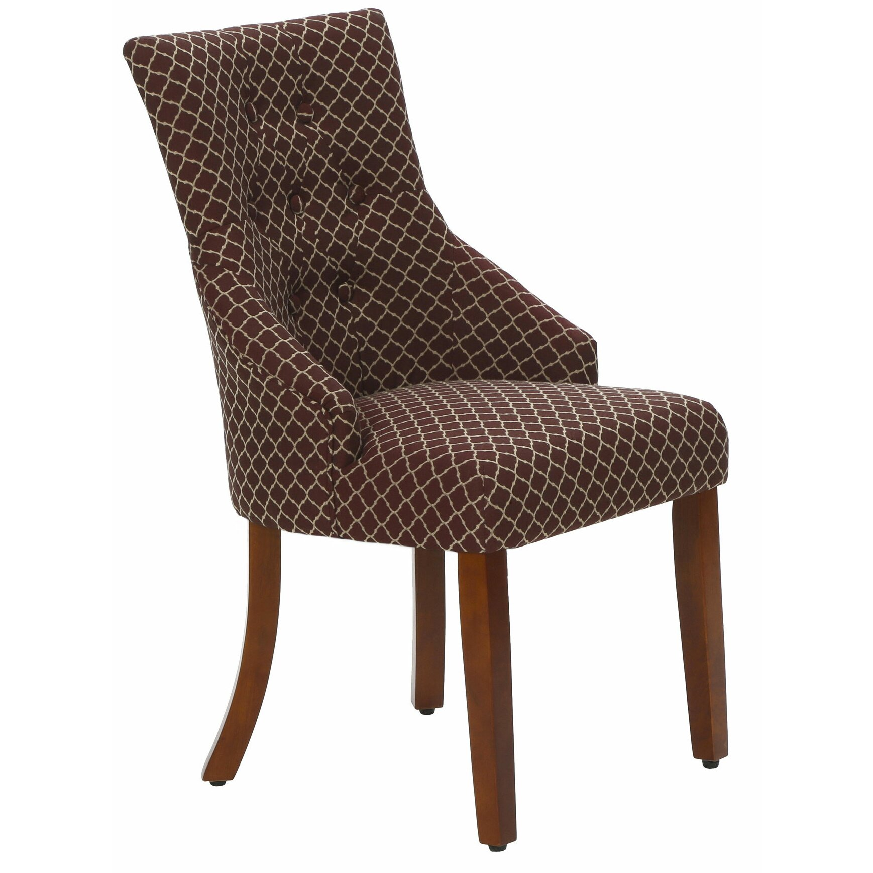 Three Posts Waverly Tufted Arm Chair & Reviews