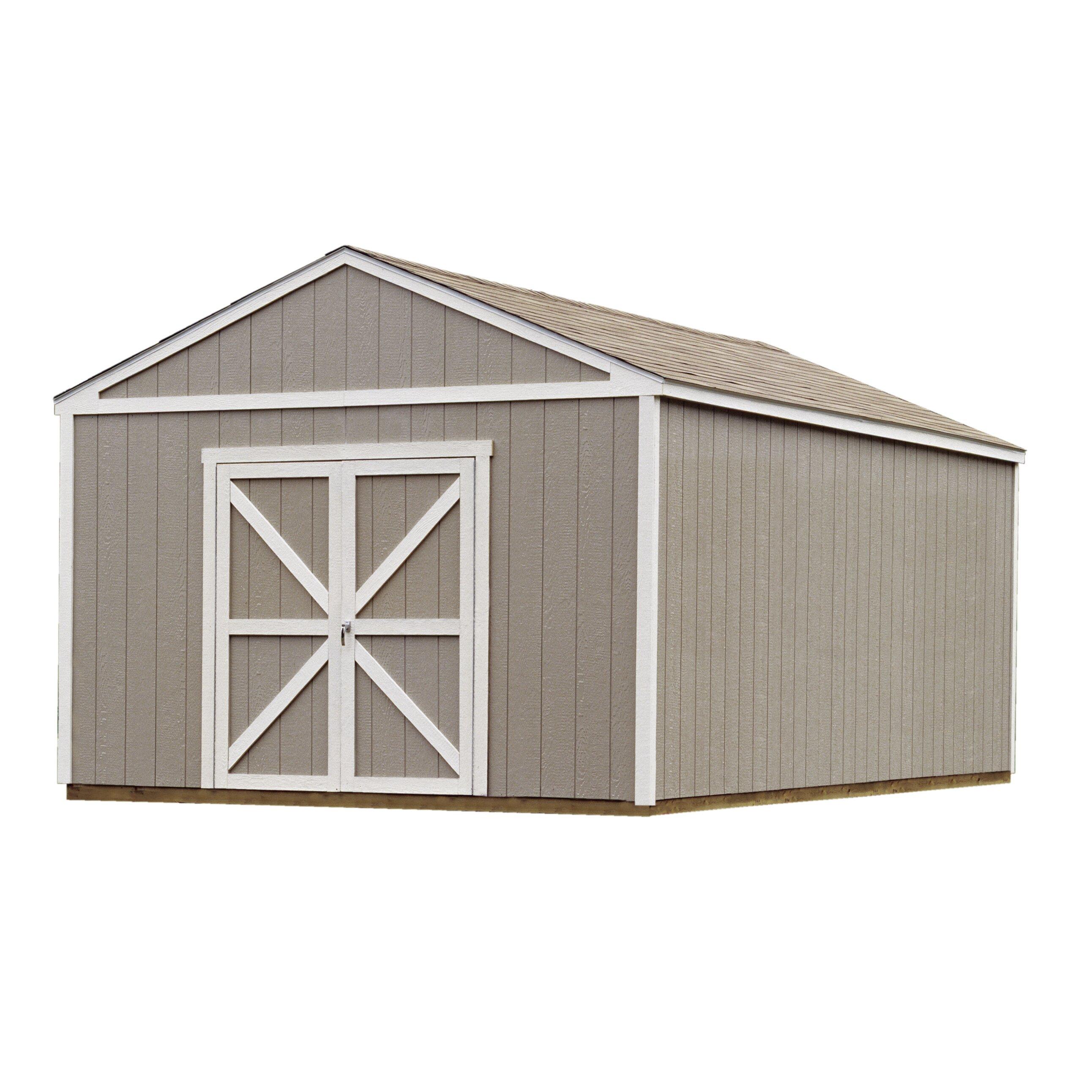 Outdoor Outdoor Storage Sheds Handy Home SKU: HHP1172