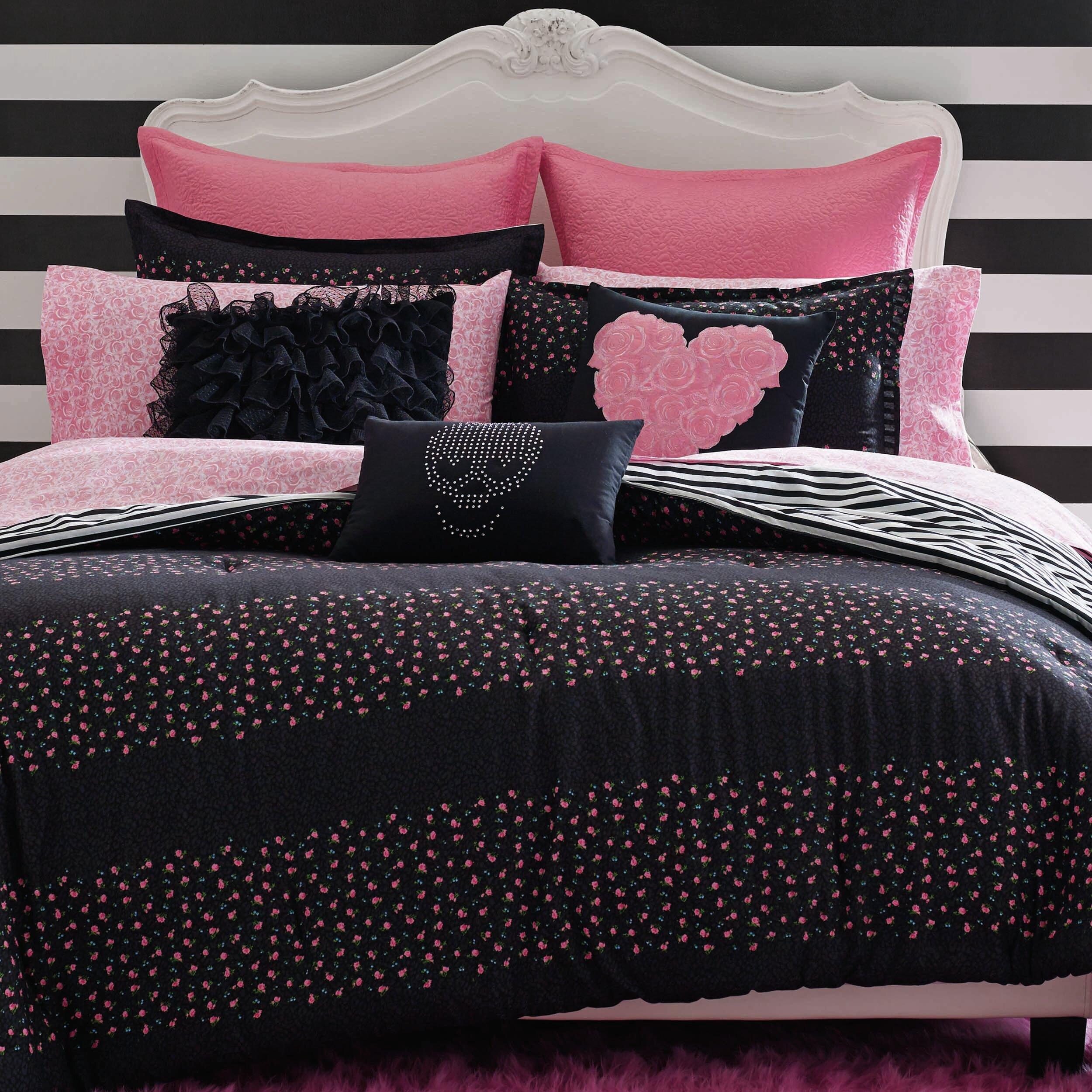 Betsey Johnson Punk Princess Bedding Collection Reviews