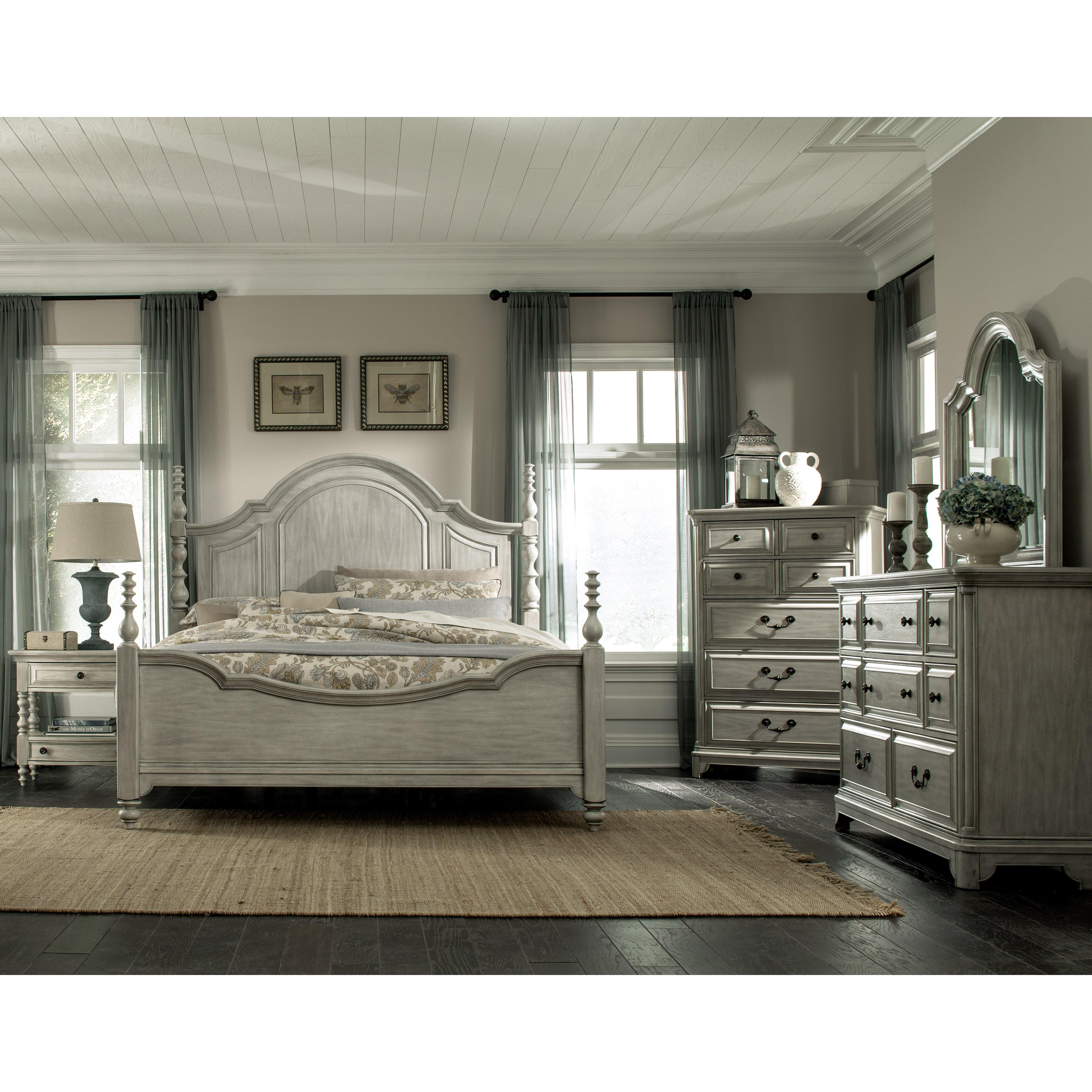 Magnussen Windsor Lane Panel Customizable Bedroom Set