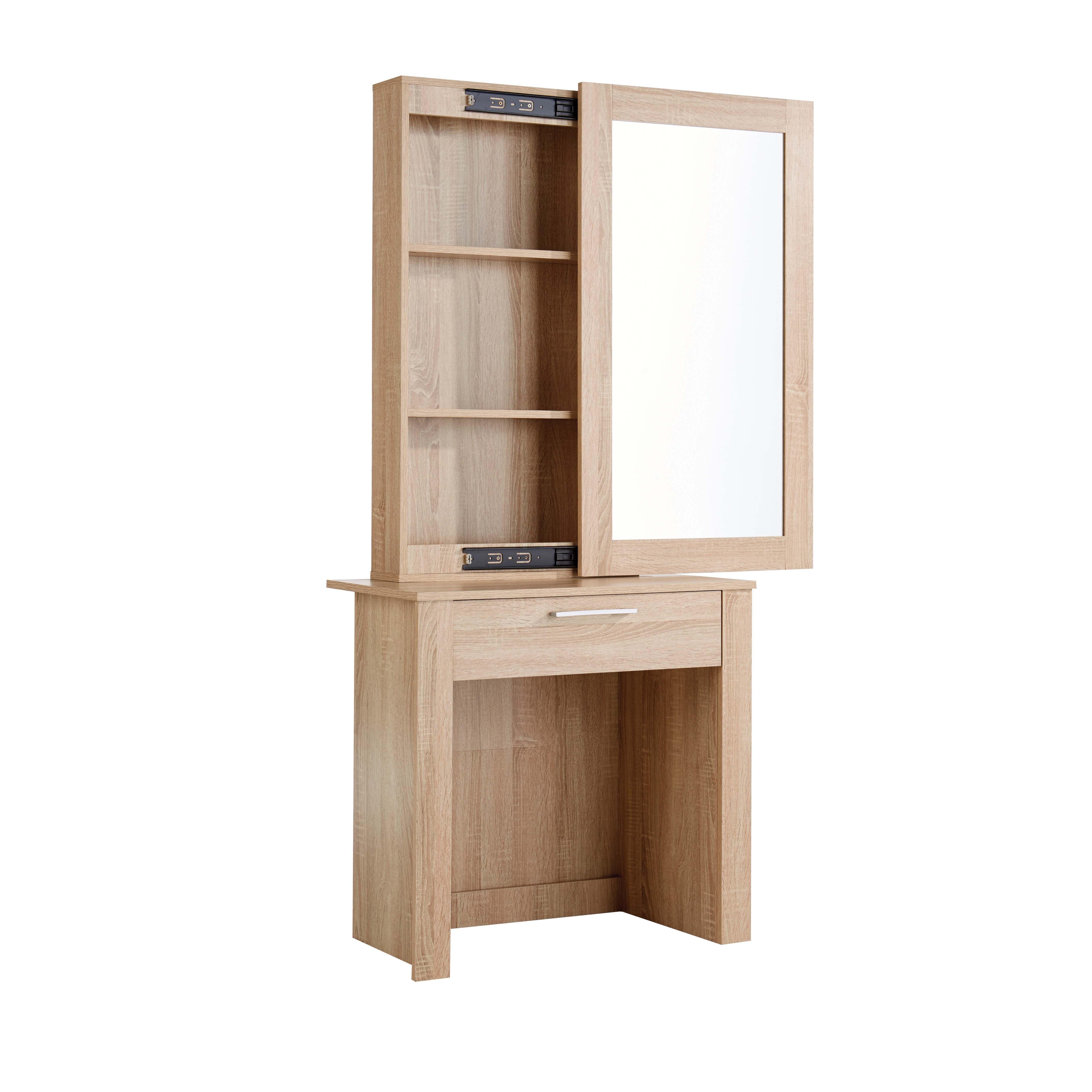 homestead living schminktisch bundarra mit spiegel reviews von homestead living. Black Bedroom Furniture Sets. Home Design Ideas