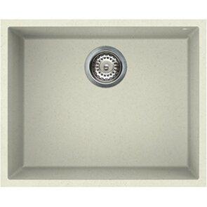 reginox quadra 54cm x 44cm kitchen sink reviews wayfair uk