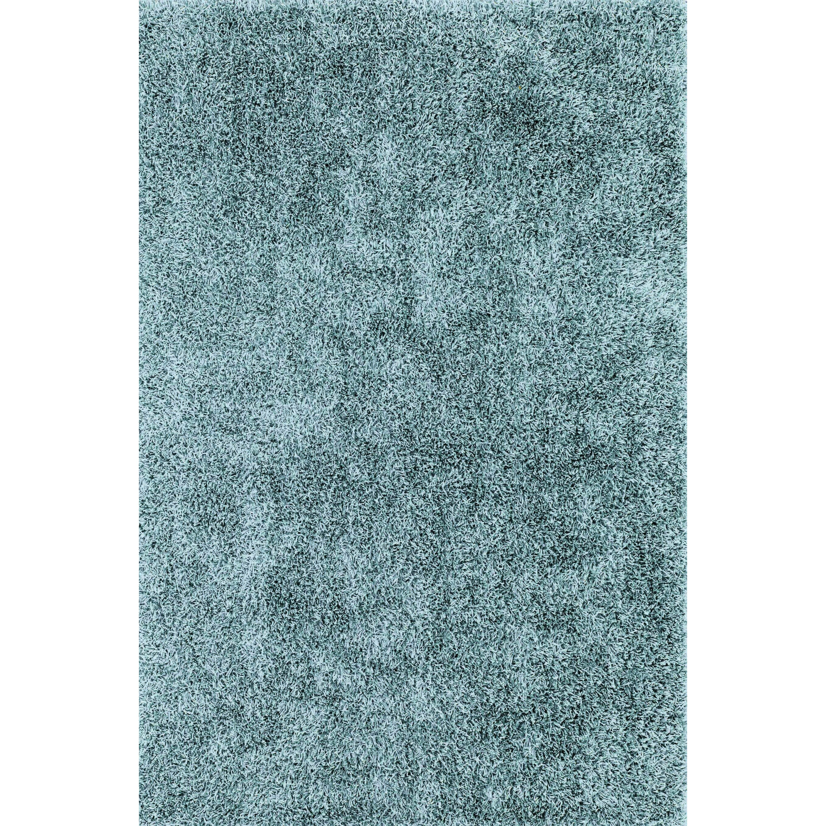 Dalyn Rug Co Illusions Shag Light Blue Area Rug Amp Reviews