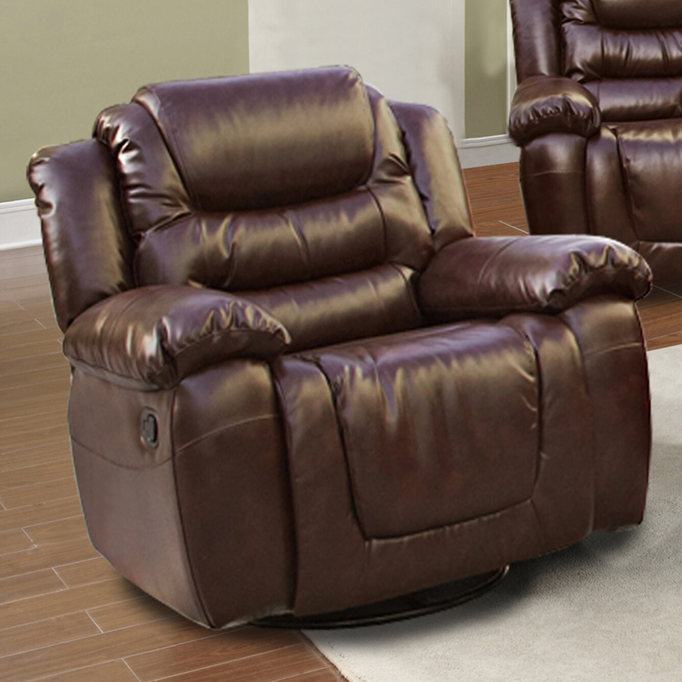 Beverly Fine Furniture Ottawa Recliner & Reviews