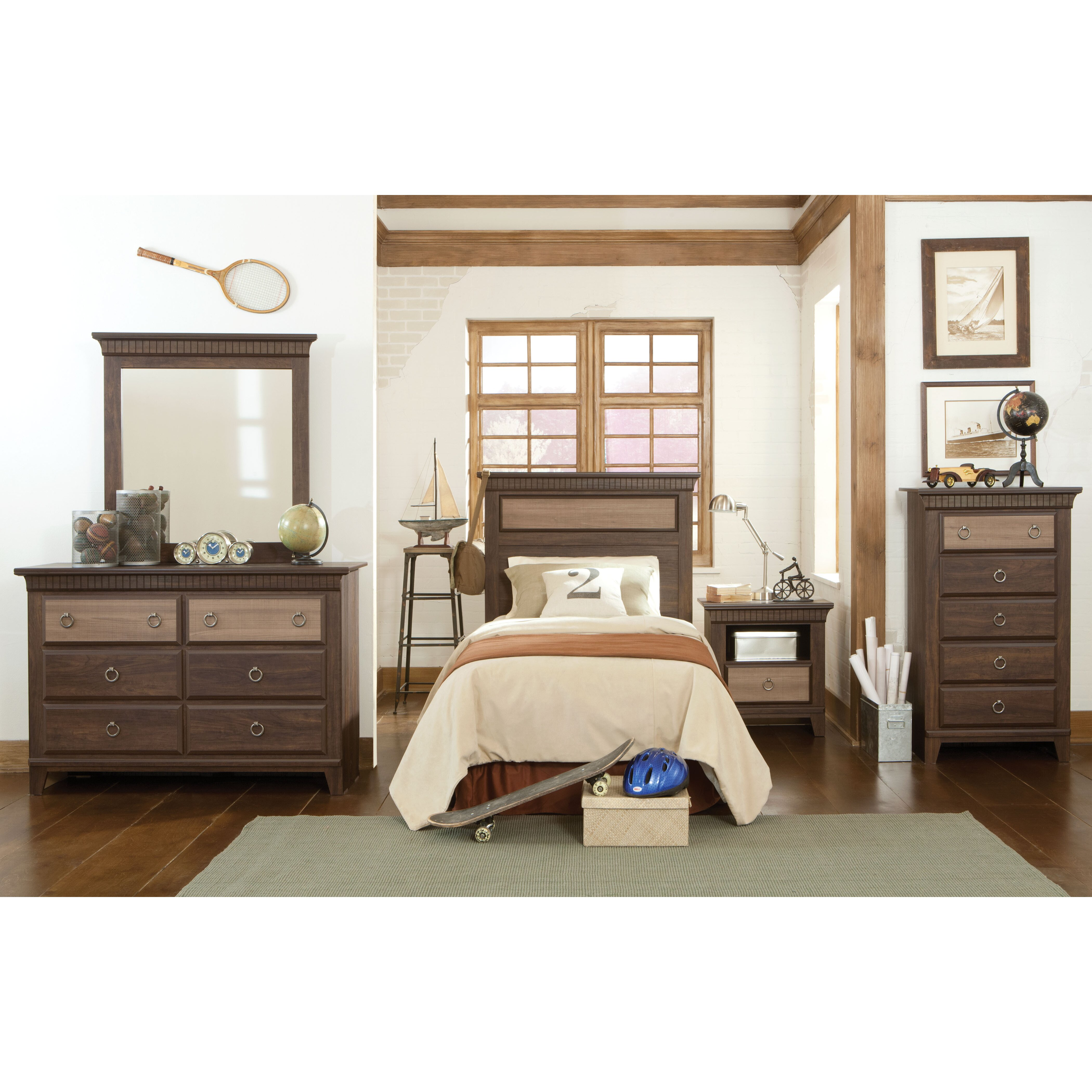 Standard Furniture Weatherly Panel Customizable Bedroom Set Reviews Wayfair