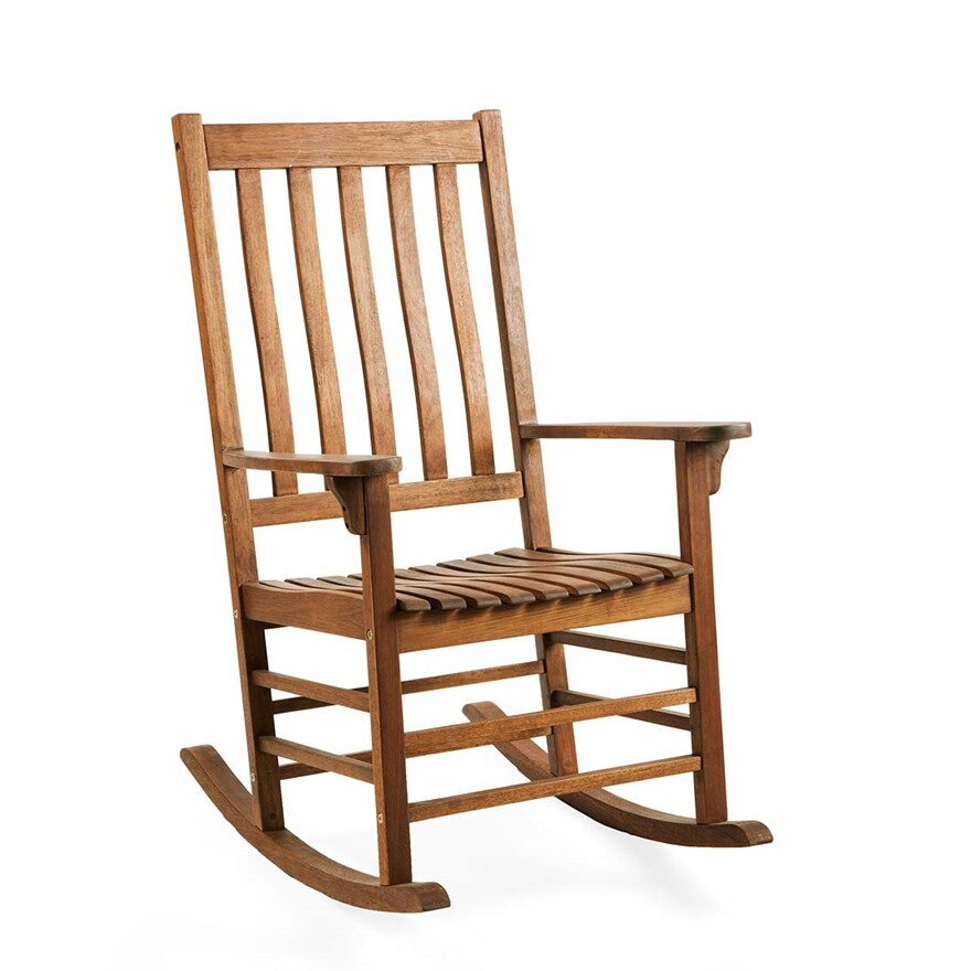Plow Amp Hearth Rocking Chair Amp Reviews Wayfair