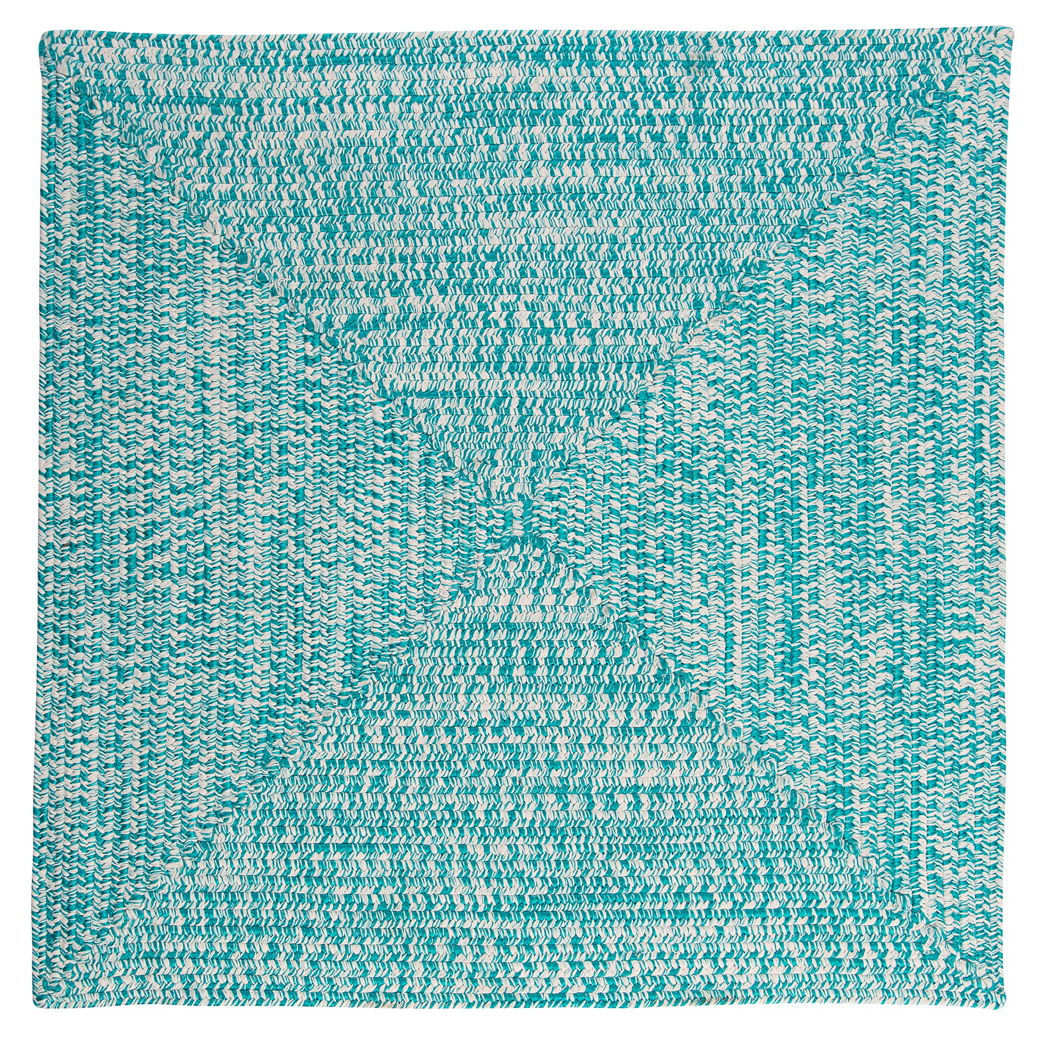 Colonial Mills Catalina Turquoise Indoor Outdoor Area Rug