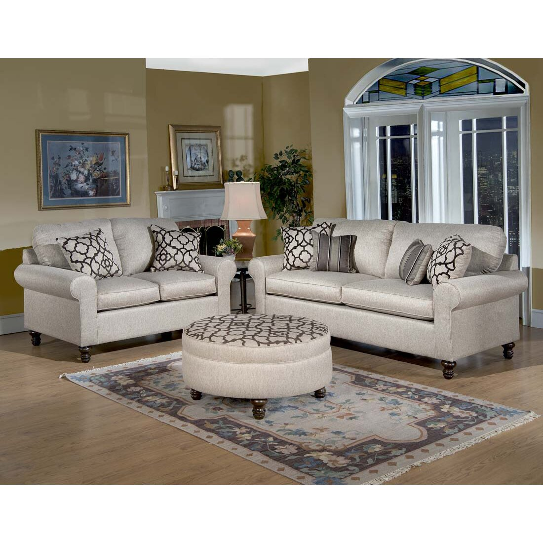 Piedmont Furniture Elizabeth Living Room Collection