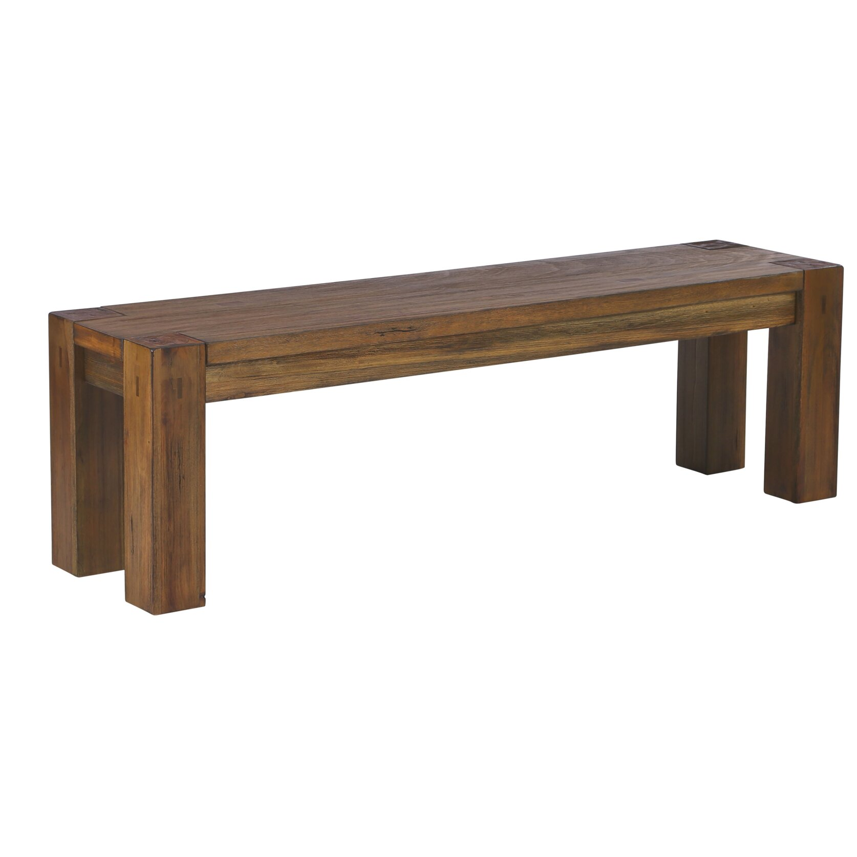 #654932 Mercury Row Venus Wood Kitchen Bench & Reviews Wayfair with 1674x1674 px of Most Effective Wooden Kitchen Benches 16741674 wallpaper @ avoidforclosure.info