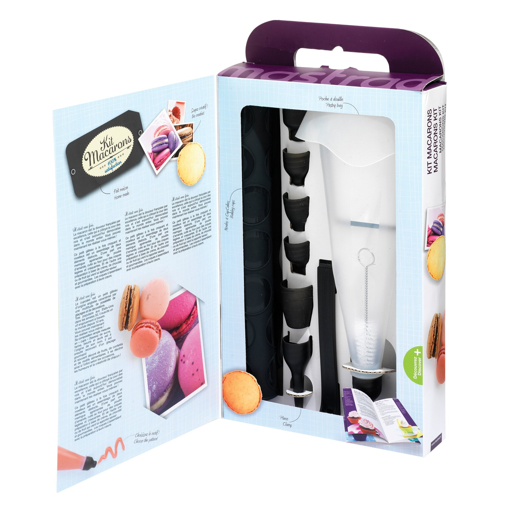 Kitchen Tools Vancouver: Mastrad 11 Piece Macaron Set & Reviews