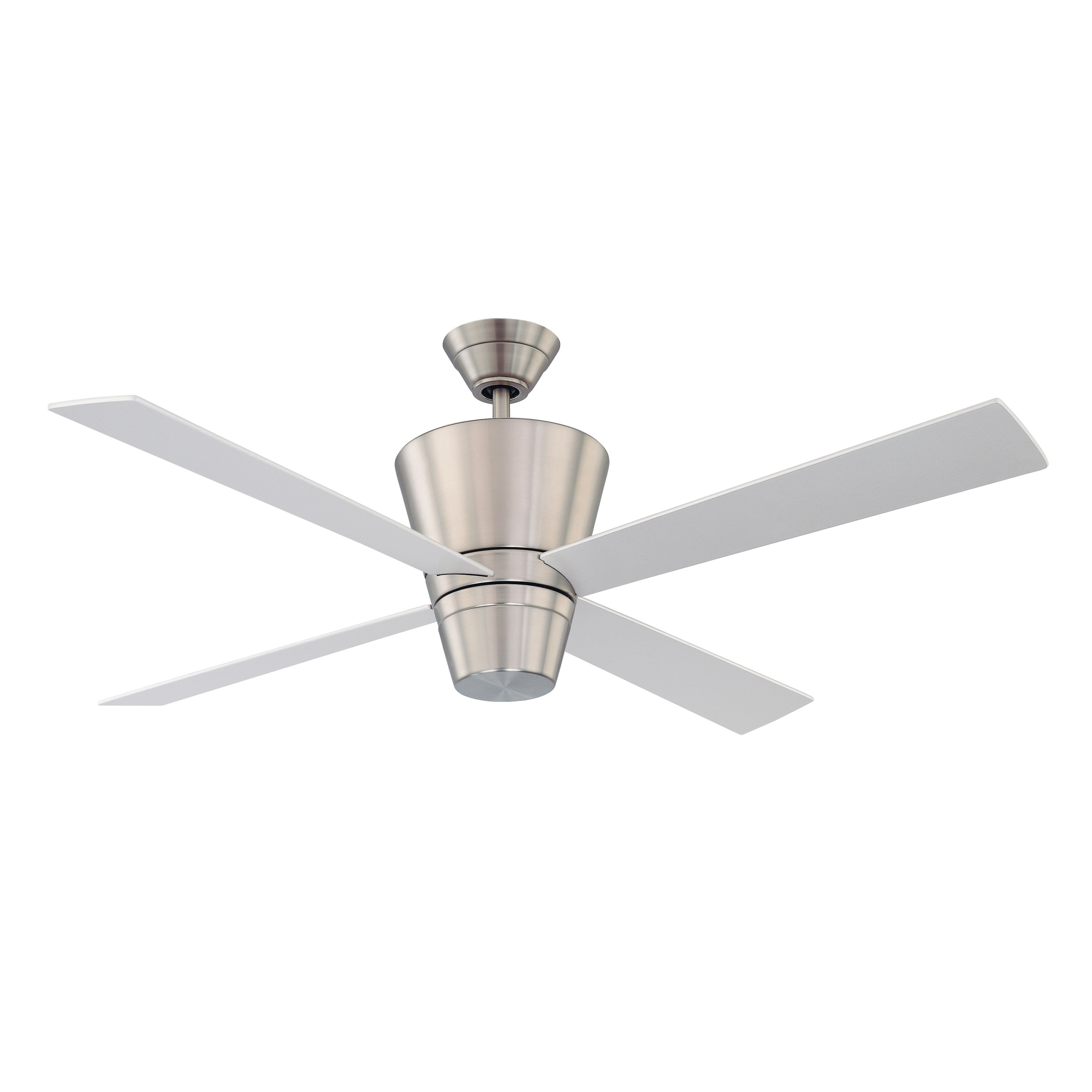 52 contour 4 blade ceiling fan with wall remote by kendal li