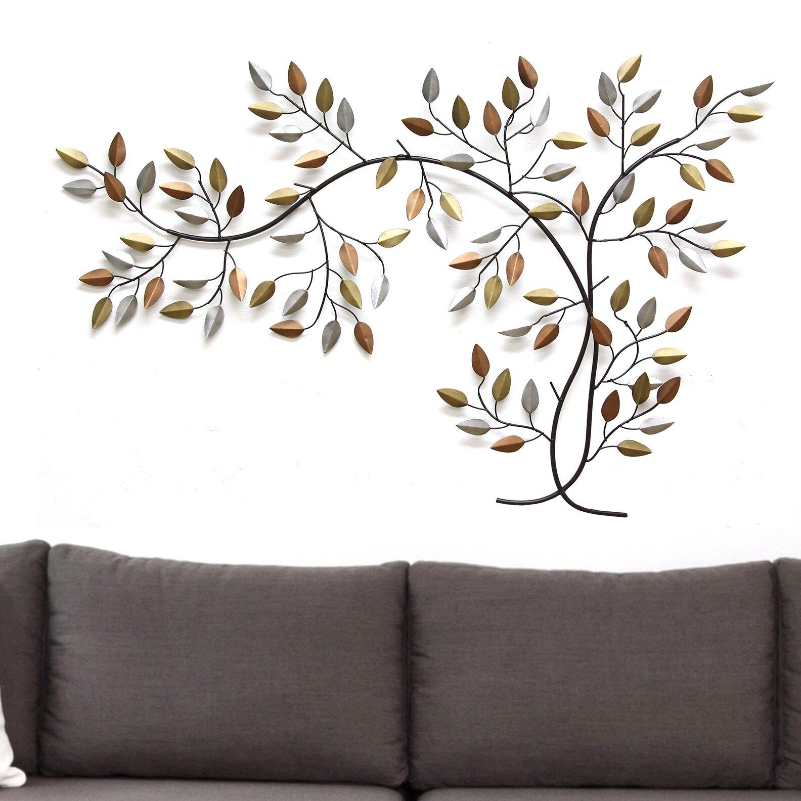 Stratton Home Decor Tree Branch Wall Décor & Reviews