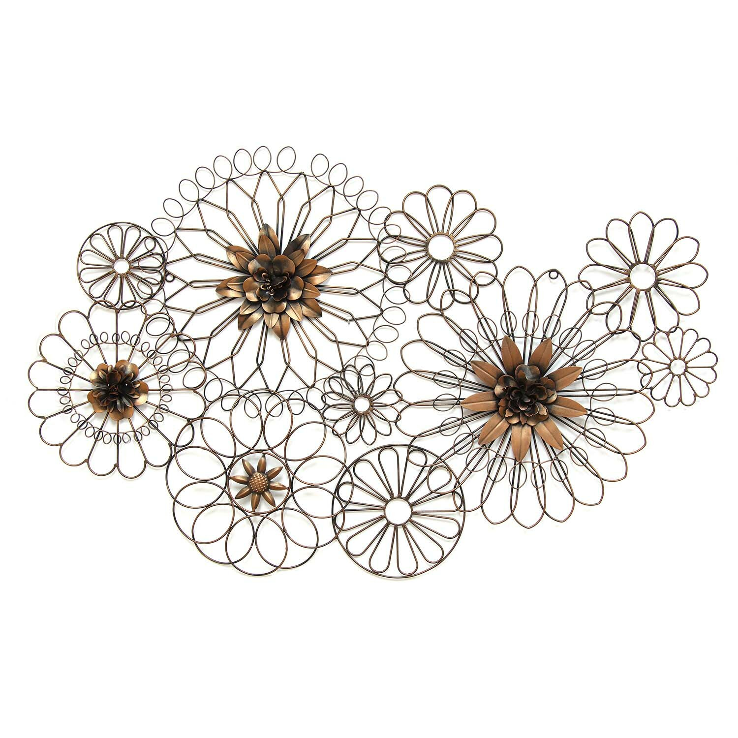 D Cor Wall D Cor All Wall Accents Stratton Home Decor SKU STHD1263