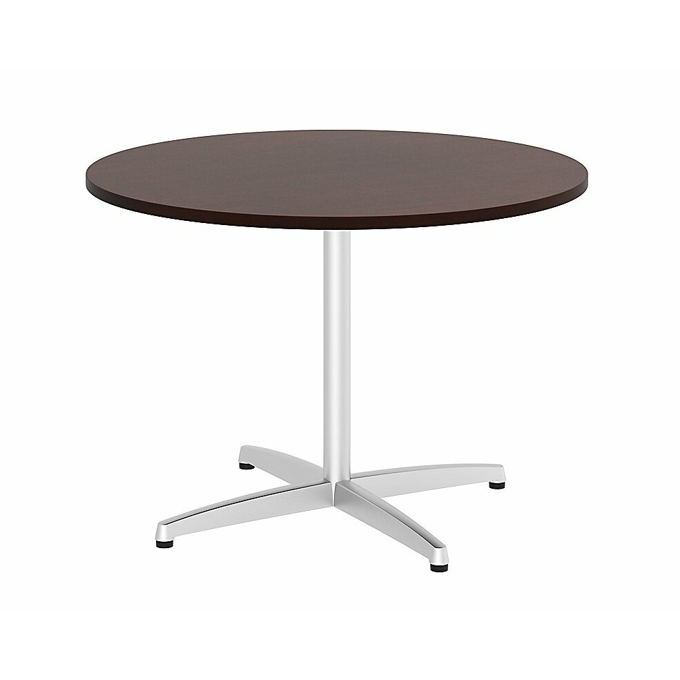 Bush business furniture 3 39 6 round conference table for Round table 99