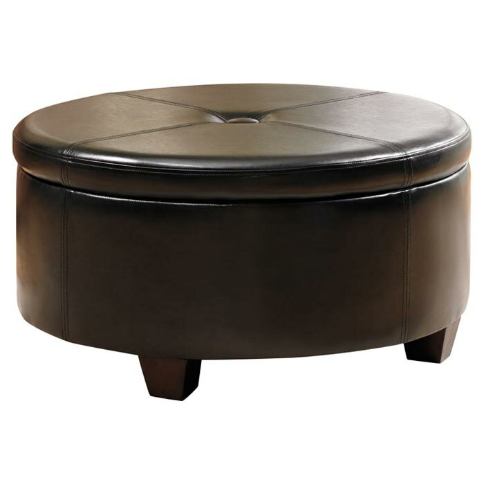 essential home lift top storage ottoman 3