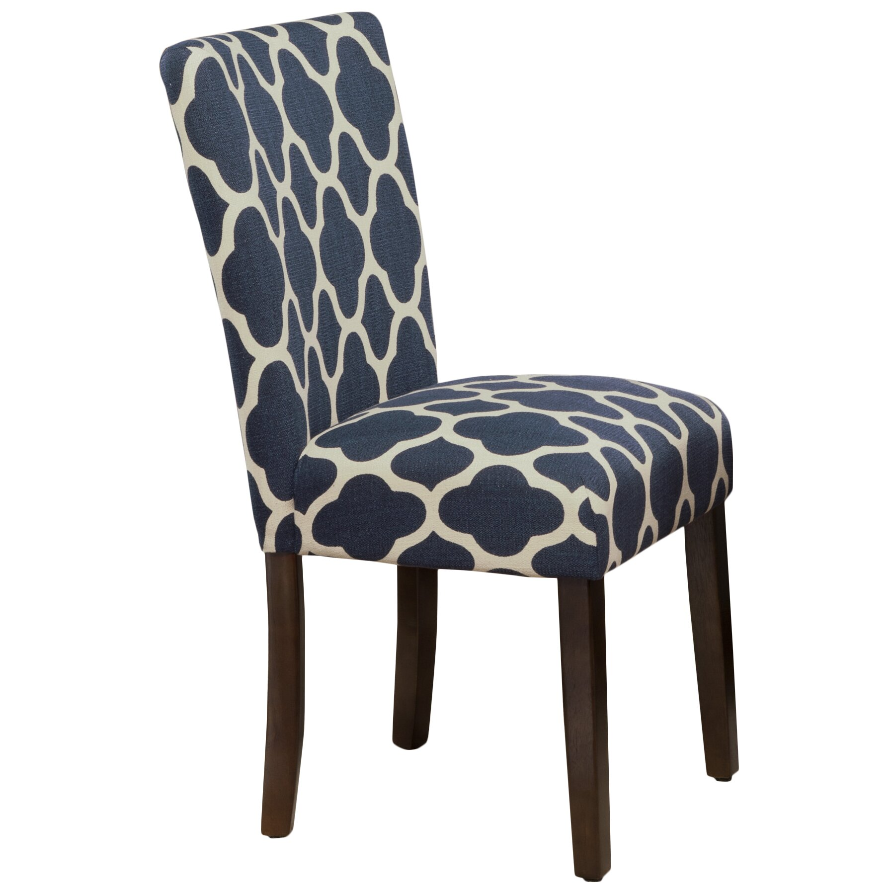 HomePop Geo Brights Parsons Chair & Reviews  Wayfair